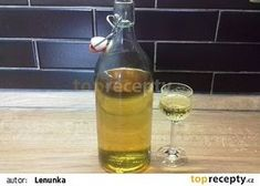 Domácí becherovka recept - TopRecepty.cz My Favorite Food, Favorite Recipes, Kraut, Hot Sauce Bottles, Smoothies, Drinking, Champagne, Beverages, Food And Drink