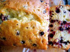 The Bojon Gourmet: Lemon Huckleberry Tea Cake Huckleberry Recipes, Huckleberry Season, Tea Cakes, Cupcake Cakes, Cupcakes, Cream Cheese Bread, Bojon Gourmet, Lemon Bread, Pastries