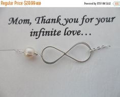 ON-SALE SALE    Mothers Gifts Sterling by weddingbellsdesigns