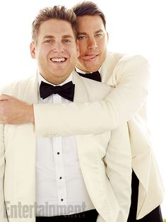 22 Jump Street, Channing Tatum, ... | Tatum: ''If I wasn't with my wife and Jonah had lady parts, I would probably ask him out.''