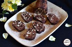 Chec cu nuci si ciocolata alba | Prăjiturici și altele Biscuit, Pudding, Cookies, Chocolate, Vegetables, Sweet, Desserts, Food, Appetizers