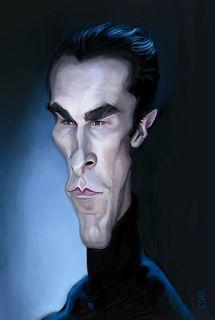 ALBERTO STING RUSSO - Christian Bale
