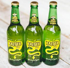 Pear Rattler - best cyder ever!!