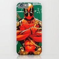 i phone cases:Dead Hero iPhone 6 Slim Case