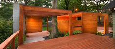 Dominey Pavilion by Lightroom Studio - Dezeen