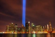 light of the twintowers