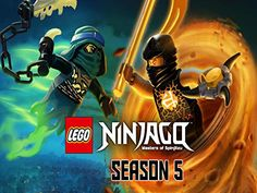 LEGO Ninjago: Masters of Spinjitzu Possession - Season 5 Prime Video App, Amazon Prime Video, What Is Amazon Prime, Amazon Prime Membership, Lego Ninjago, Lego Lego, High Castle, Mustache Party, Lego Birthday