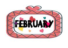 Miesiące - plansze do wydrukowania - Pani Monia 1 Logo, Diy And Crafts, Luty, February, Style, Swag, Outfits