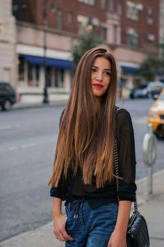 Winter Hair Care Tips long hair natural ombre Winter Hairstyles, Loose Hairstyles, Trendy Hairstyles, Straight Hairstyles, Brown Hairstyles, Fall Hair Colors, Cool Hair Color, Brown Straight Hair, Brown Hair Balayage