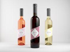 Waldorf (vin) | Design (projet étudiant) : Dominika Suszek (Polish-Japanese Academy of Information Technology), Varsovie, Pologne (août 2015)