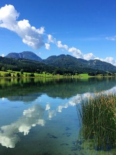 Travel Inspiration | Weissensee, Germany.