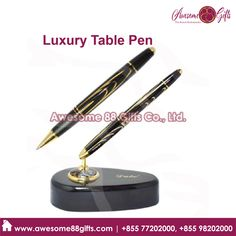 Table Pen Printing Factory in Phnom Penh Cambodia - Phnom Penh, Cambodia, Printing, Luxury, Table, Gifts, Presents, Tables, Gifs