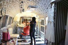 Airstream salon