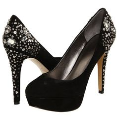 black homecoming prom heels pumps sequin heels