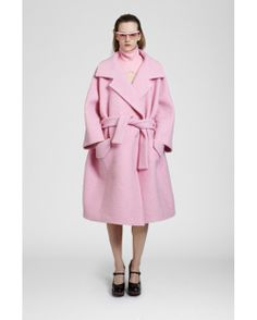 Pink and oversize by Carven