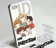 iphone case one direction cute cartoon