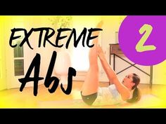 Kill your abs with pilates!