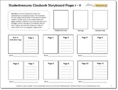 Corkboard Connections: Classroom Book Publishing Webinar - Watch the recording and learn how to use the free Studentreasures publishing program this year!