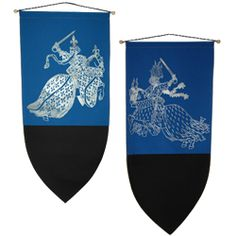 Medieval Banners, Medieval Pennants, and Gothic Flags by Medieval Collectibles