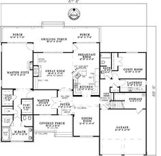 Instant Street Appeal - 59355ND | 1st Floor Master Suite, Bonus Room, CAD Available, Craftsman, Den-Office-Library-Study, MBR Sitting Area, Media-Game-Home Theater, PDF, Traditional | Architectural Designs