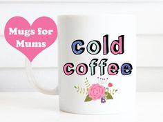 Neue Mama Tassen schöne Tassen für Mütter von von missharry auf Etsy