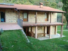 """Agroturismo:residencia """"La Moscella"""" en Caprignana,la Garfagnana,Prov. de Lucca."""