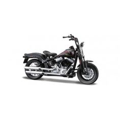 Now available from uk diecast models H-D 2008 FLSTSB Cross Bones