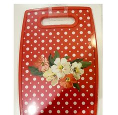 NEW! 8 x 12 PLASTIC CUTTING BOARD~FLORAL~PAIRS WITH PIONEER WOMAN! EASY CLEAN! #DolgenCorp #country Glass Cutting Board, Wood Cutting Boards, Plastic Cutting Board, Pioneer Woman Dishes, Pioneer Women, Acacia Wood, Vintage Floral, Vintage Ladies, I Shop