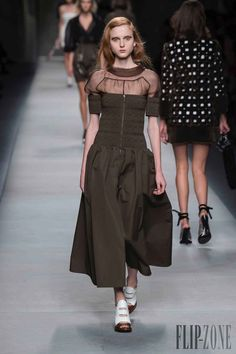 Fendi – 47 photos - the complete collection