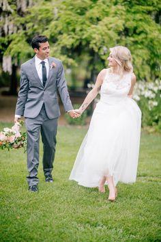 Intimate Italian style garden wedding ideas! <3 Wedding Chicks