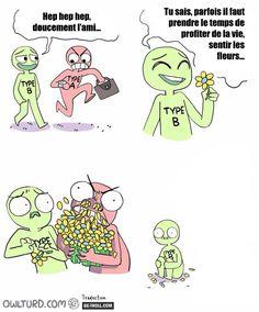 Dans la vie il y a deux types de personnes... - Be-troll - vidéos humour…