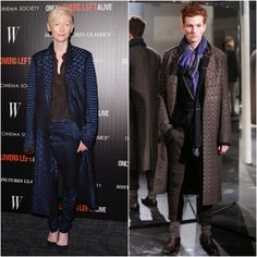 When I grow up, I want to be Tilda Swinton.