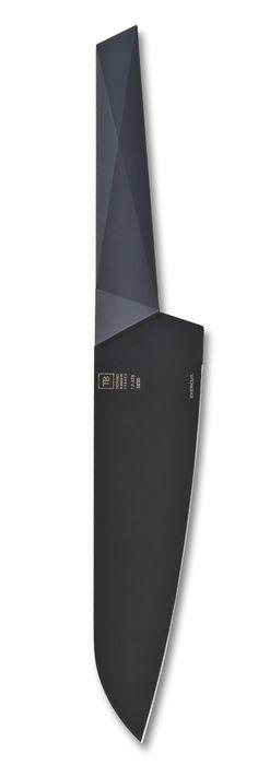 Couteau santoku 19 cm EVERCUT
