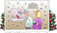 Uli Stein Adventskalender