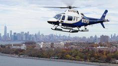 NYPD: Police helicopter has near miss with drone over Brooklyn ...