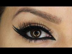 Eyeliner Tutorial 6 Styles - MakeUp Tutorial | Shonagh Scott | ShowMe MakeUp - YouTube
