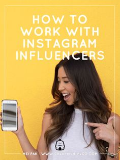 In this video, Beth Anne & Sarah from Brilliant Business Moms chats with me and Cheri of Orglamix on how we successfully work with Instagram influencers.
