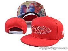 DC Comics Snapback Spiderman  Red