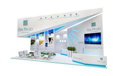 BIN MAJID @ ARABIAN TRAVEL MARKET on Behance