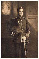 Captain Dorman 1st Royal Munster Fusiliers killed in the Gallipoli campaign