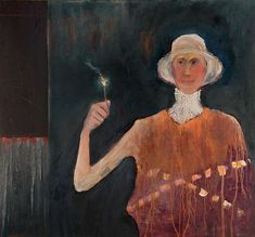 Matchmaker by Mel McCuddin #art #paintings