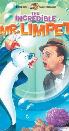 Directed by Arthur Lubin.  With Don Knotts, Carole Cook, Jack Weston, Andrew Duggan. Meek and mild mannered bookkeeper Henry Limpet…
