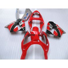 294.50$  Buy here - http://alisqv.worldwells.pw/go.php?t=32553713082 - Custom full set fairing kits for Kawasaki ZX9R 02 03 red black road racing motor bodywork Fairings Ninja ZX 9R 2002 2003 YH25