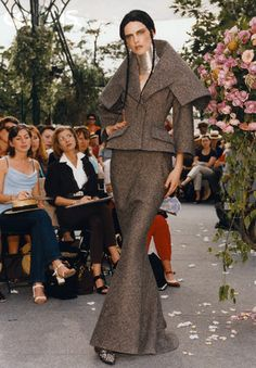 Stella Tenannt Modeling for Dior