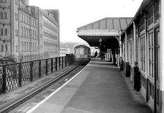 Nottingham Station, Old Train Station, Disused Stations, British Rail, Model Train Layouts, High Level, Model Trains, Scene, Victoria