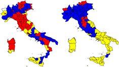Una geografia elettorale rivoluzionata | CISE