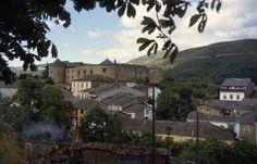 Los romanos sembraron de fortificaciones la comarca del Bierzo para defender las rutas de la salida de oro: Villafranca del Bierzo (León)