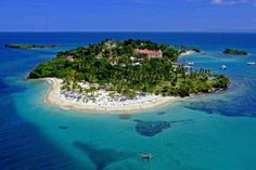 Been! Bacardi Island:  Best island in the Dominican!!  Would love to go back!