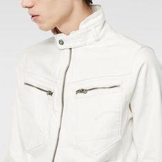 G-Star RAW | Men | Jackets | Arc Zip 3d Slim Jacket , 3d Aged
