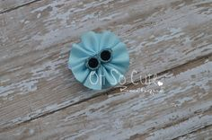 summer flower clip hair bow by OhSooCuteBoutique on Etsy https://www.etsy.com/listing/451003400/summer-flower-clip-hair-bow